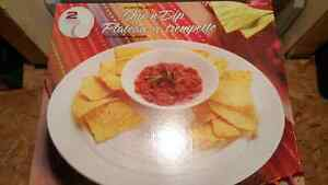 Chip and Dip Platter