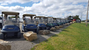 Used Golf Carts starting at $3195 - Excellent Condition!!
