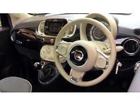 2016 Fiat 500 1.2 Lounge Facelift Model Manual Petrol Hatchback
