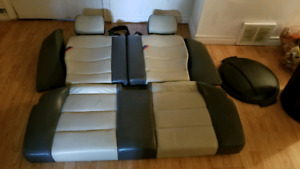 Bmw E36 M3 coupe Vader rear seats mint condition