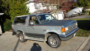 1989 Ford Bronco Other