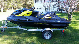2013 Sea-Doo RXP-X 260 Supercharged. Make offer.