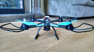 JJRC X1 Brushless Quadcopter\Drone with FPV Cam kit Stratford Kitchener Area image 4