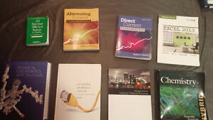 Lambton College CPET, PETC, ICET Textbooks