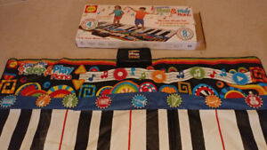 step and play mat