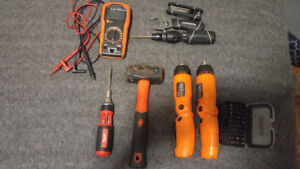 set of tools like new sold as you see them NEED GONE URGENTLY