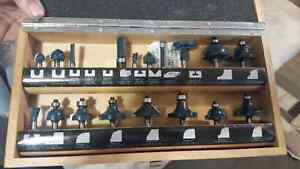 router and bits will make a good Christmas gift  Stratford Kitchener Area image 2