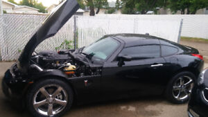 2009 Solstice GXP Coupe, Very Rare Collectible