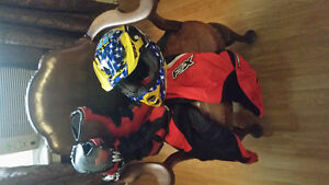 ATV and dirt bike protective gear