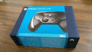 Brand New Steam Controller// Still In The Box *SEALED*