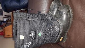 Men's winter work boots