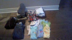 6-12 month lot of boys clothing