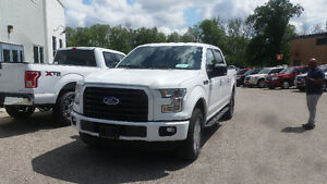 REDUCED PRICE 2015 Ford F-150 SuperCrew XLT Sport Pickup Truck