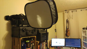 Neewer LED Collapsible Softbox Light Diffuser