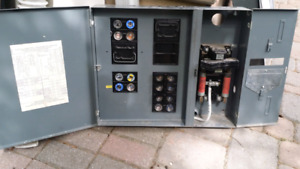 Two electrical panels for sale