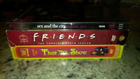 3 seasons of Friends