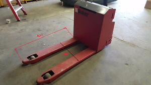 4400 lbs electric pallet jack made in Germany