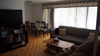 3 bedrooms 1200sf in Cote Saint Luc - Renovated in 2014