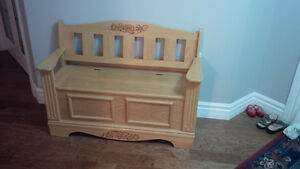 Handcrafted Deacon Bench - NEW Kitchener / Waterloo Kitchener Area image 1