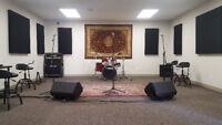 Music Rehearsal Space - SoundLab Studios