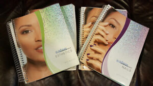 Salon Fundamentals Esthetics and Nails Textbook and Study Guides