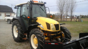 tracteur new holland tl80a 4x4 deluxe
