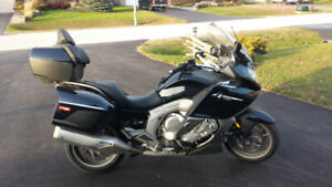 2010 BMW K1600GTL fully loaded!