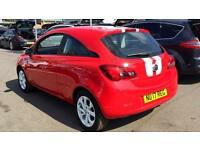 2017 Vauxhall Corsa Special Eds 1.4 (75) Sting 3dr Manual Petrol Hatchback