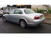 2006 06 JAGUAR S TYPE 2.7 TDV6 AUTOMATIC SE IN SILVER.FULL MOT,ANY PX WELCOME.