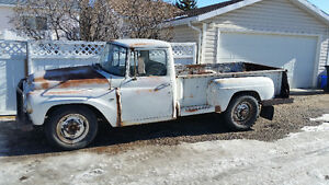 One you don't see 1968 international 1300 long box step side
