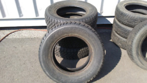 215/70R15 Arctic Claw Winter TXI 4x