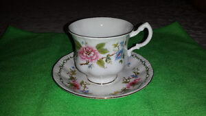 Royal Standard Bone China Cup & Saucer-Excellent Condition Cambridge Kitchener Area image 1