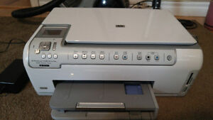 HP Photosmart C6280 All in one printer as is!