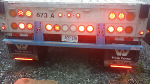 Flatbed Trailers for a Sale