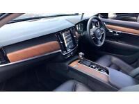 2016 Volvo S90 2.0 D4 Inscription Automatic W Automatic Diesel Saloon