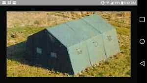 Military Mod Tenting