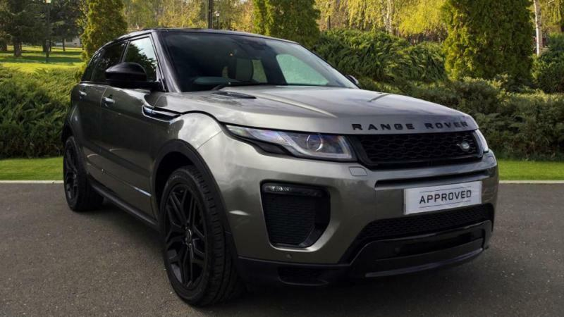 2017 land rover range rover evoque 2 0 sd4 hse dynamic automatic diesel hatchbac in barnet. Black Bedroom Furniture Sets. Home Design Ideas