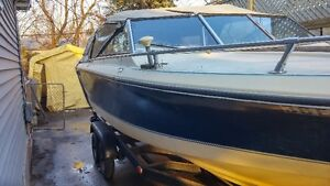 20ft Doral with double axle trailer/gps/fish finder/compass