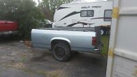 2002 Ford F-150, Home-Made trailer