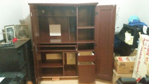 **FREE**  Computer Armoire