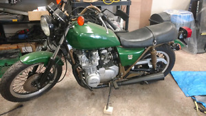 Kawasaki kz650 for trade or sell $1600