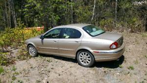 2003 jaguar x type. LOW KM 93k