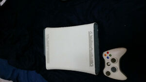 Xbox 360 and games for sale 120.00