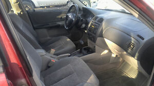 2003 Mazda Protege low km with safety and etest