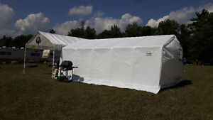 Large Wall Tent 12'x20'