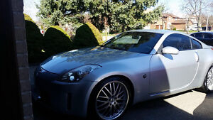 2006 Nissan 350Z Enthusiast Coupe - Safety + Etest