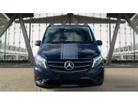 9200 Mercedes-Benz Vito 119 RWD Crew Van SPORT L1 MPV Diesel Manual