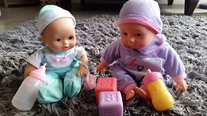 Toy babies