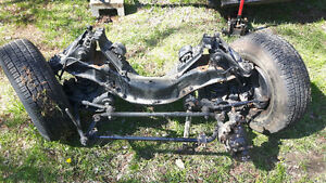 84 chevy 2WD square body front suspension