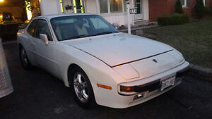 1989 Porsche 944 coupe trades welcome low kms